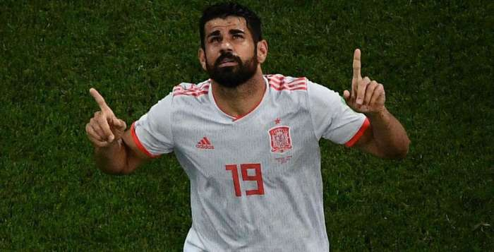 Spain vs Portugal: Diego Costa goal makes history with first VAR decision at a World Cup | Getty Images