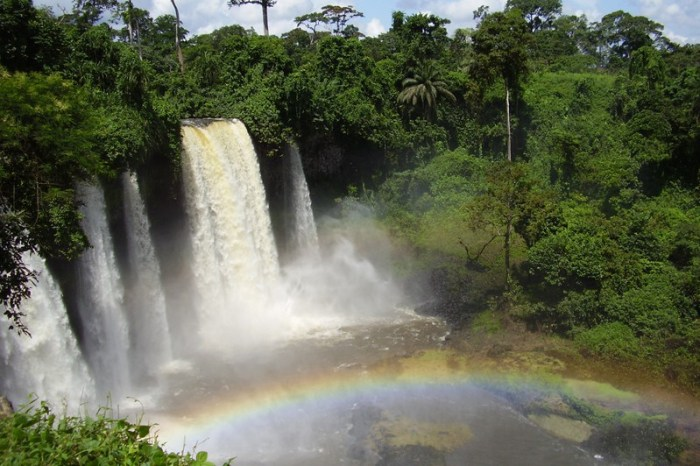 6 Breathtaking Waterfalls In Nigeria