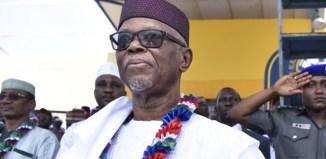 John Odigie-Oyegun, former national chairman of the All Progressives Congress, APC