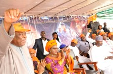 Abdulkadir Abdulsalam, the national chairman of the Labour Party, speaks on the return of Dr. Olusegun Mimiko, immediate past governor of Ondo State returns to Labour Party on Thursday, June 14, 2018