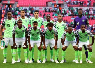 Super Eagles, Russia, World Cup