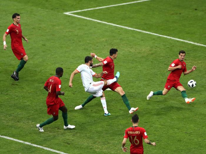 Russia 2018: Diego Costa's Equaliser Goal Makes World Cup History