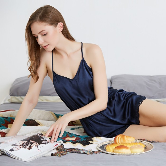 silk nightwear guide