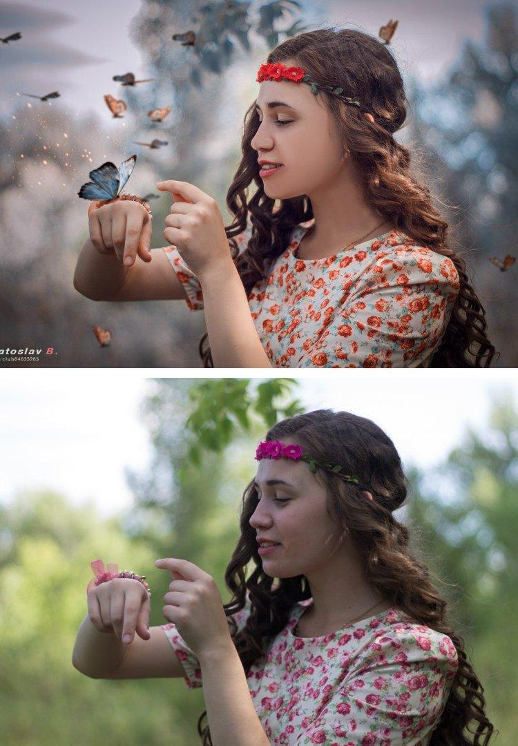 120+ before amazing editing photoshop effect internet using