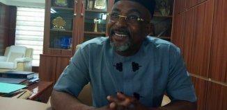 Barrister Emmanuel Enoidem, national legal adviser of the People's Democratic Party, PDP