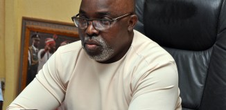 President of Nigeria Football Federation Amaju Pinnick