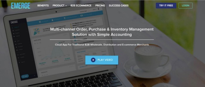 Increase Small Business Sales With EMERGE App