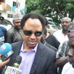 Shehu Sani, APC, Adams Oshiomhole,