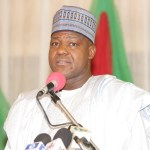 Speaker of the Nigerian House of Representatives, Yakubu Dogara