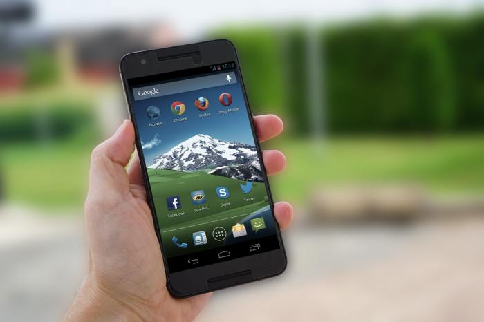 smartphone google phone
