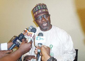 Ishaq Midibbo-Kawu, the DG of NBC
