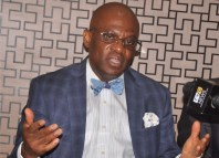 Paul Usoro, SAN, president of the Nigerian Bar Association, NBA