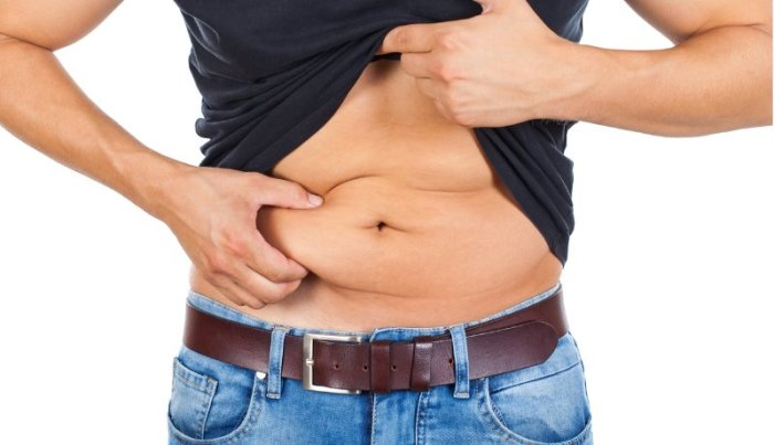 How To Get Rid of Visceral Fat In A Healthy Way
