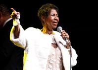 The Queen of Soul Aretha Franklin