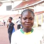 Rosemary Chukwuma, Blessing Okagbare, Gold