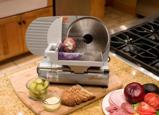 meat slicer kitchen home