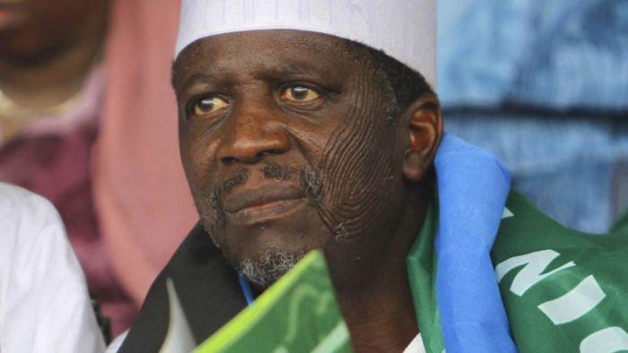 Former Sokoto governor, Attahiru Bafarawa PDP