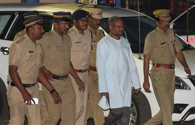 Catholic Bishop Mulakkal Arrested For Allegedly Raping Nun In India (PHOTO)