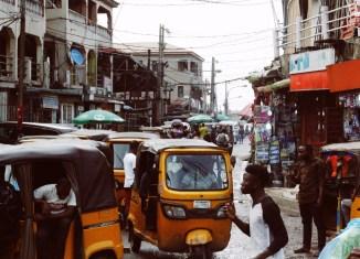 Lagos | Unsplash/Stephen Olatunde