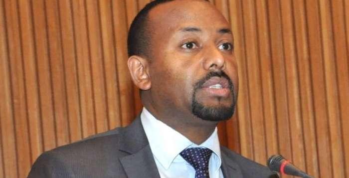 Abiy Ahmed, Ethiopia, AU