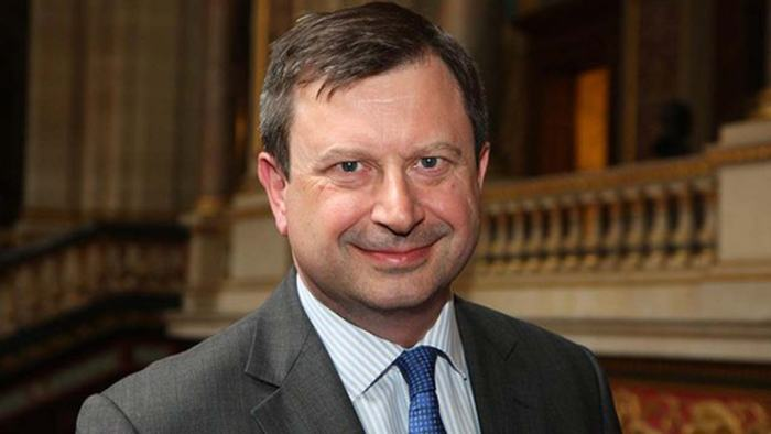 Paul Arkwright, the British Envoy to Nigeria