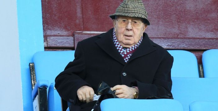 Doug Ellis, Aston Villa, Chairman