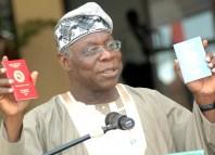 Olusegun Obasanjo, Atiku Abubakar, Yekini Nabena