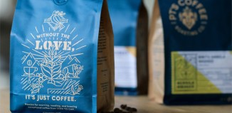trends coffee packing