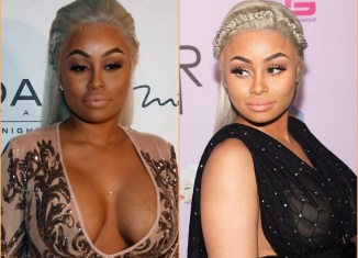 Blac Chyna (Before and After) photos