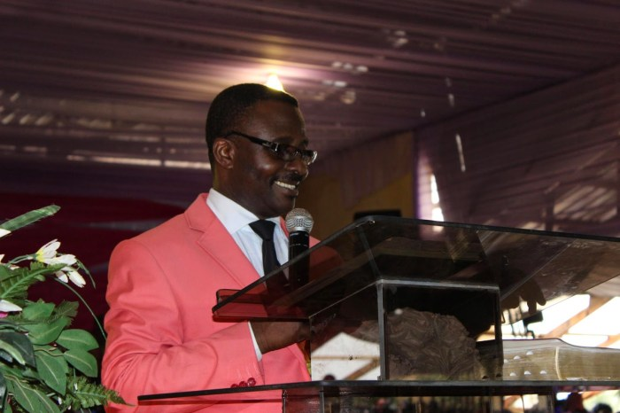 Dr. Supo Ayokunle, the president of the Christian Association of Nigeria, CAN