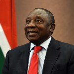 Cyril Ramaphosa, the president of South Africa speaking about the Sona at the New Age Business Briefing breakfast at Grandwest in Cape Town. 18/06/2014 | Kopano Tlape GCIS