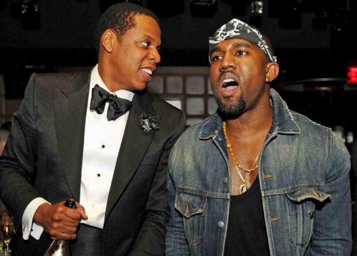 Kanye West Jay-Z