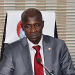EFCC Ibrahim Magu, Chairman of the Economic and Financial Crimes Commission