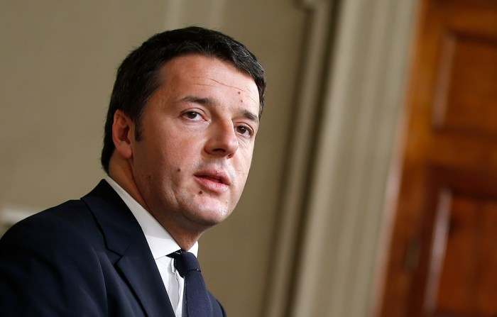Matteo Renzi, Prime Minister of Italy
