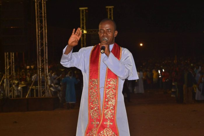 Rev Father Ejike Mbaka