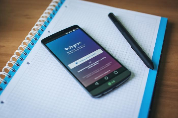 instagram phone social media