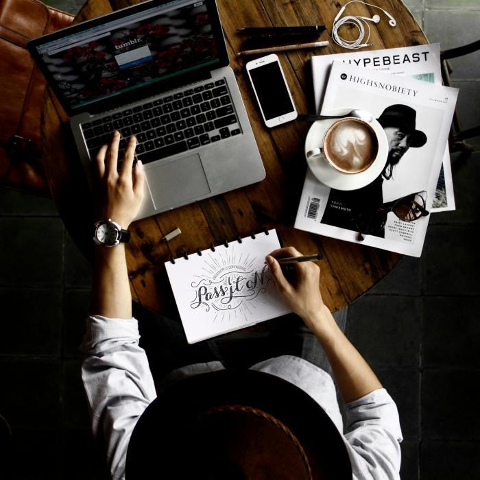 graphics design graphics designer laptop