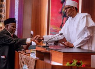 Ibrahim Tanko, President Muhammadu Buhari,