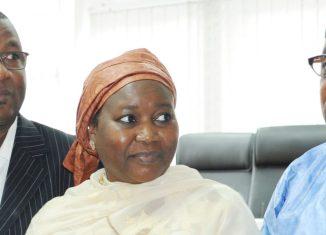 Amina Zakari, INEC official and relative to President Muhammadu Buhari