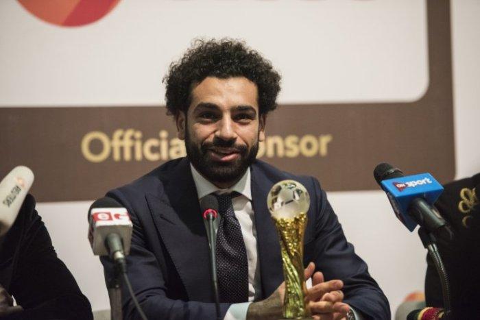 Mohamed Salah, Sadio Mane, Pierre Emerick-Aubameyang, Mahmoud al Khatib