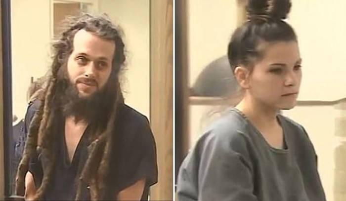 Crime Vegan Couple