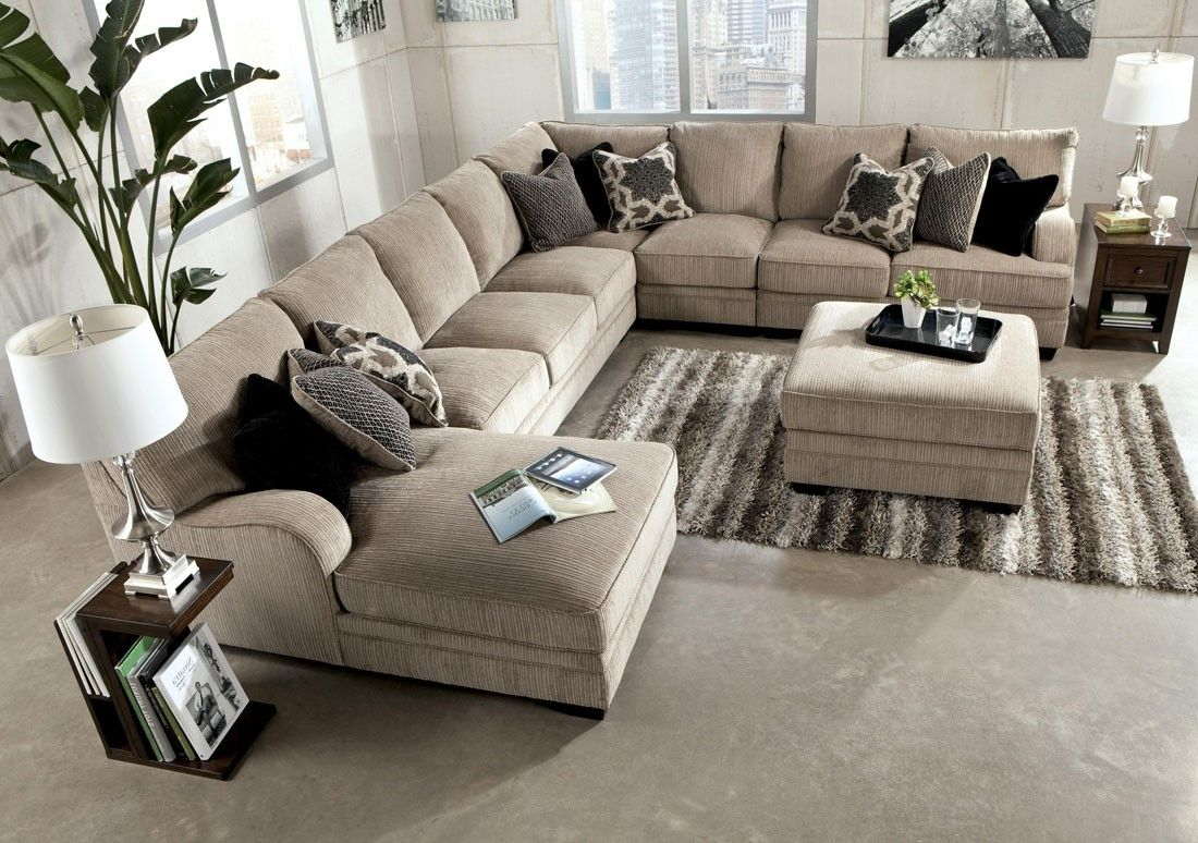 Interior Decor: 4 Types Of The Best Sectional Sofas - The ...