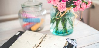 planning writing notebook