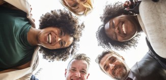 workplace team multigenerational