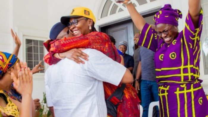 Celebration in the household of Oil magnet, Dapo Abiodun as he wins the Ogun governorship elections of March 9, 2019