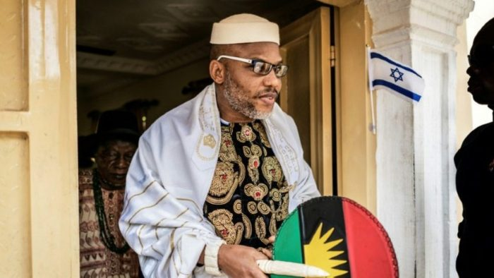 Is Nnamdi Kanu the problem with Nigeria, Nnamdi Kanu, the leader of Indigenous People of Biafra, IPOB ICC
