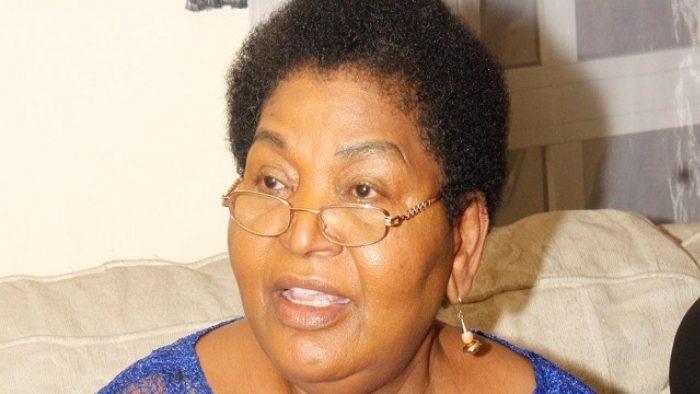 Mrs. Cecilia Ibru, founder of Michael and Cecilia Ibru University in Delta State