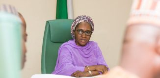 Creative Industry, Zainab Ahmed, the Minister of Finance