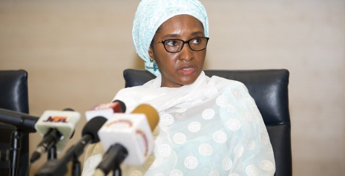 Zainab Ahmed, the Minister of Finance