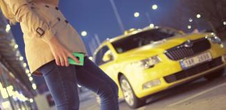 taxi cab service uber
